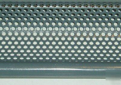 Rolling Steel Door Perforated Ventilated Slats
