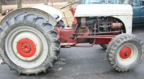 Ford 9n Hydraulic Oil : Ford n tractor runs good needs hydraulic overhaul