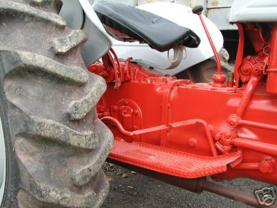 Ford N Tractor Point Hitch No Loader Cultivator Img